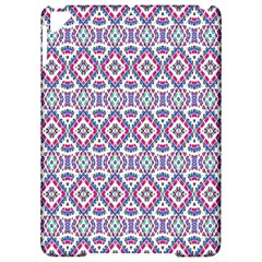 Colorful Folk Pattern Apple Ipad Pro 9 7   Hardshell Case