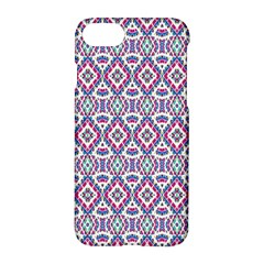 Colorful Folk Pattern Apple Iphone 7 Hardshell Case