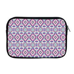 Colorful Folk Pattern Apple Macbook Pro 17  Zipper Case