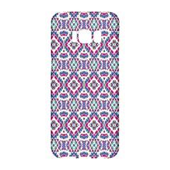 Colorful Folk Pattern Samsung Galaxy S8 Hardshell Case