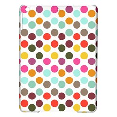 Dotted Pattern Background Ipad Air Hardshell Cases