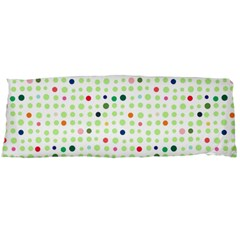 Dotted Pattern Background Full Colour Body Pillow Case Dakimakura (two Sides) by Modern2018
