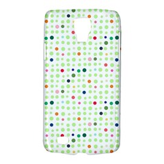 Dotted Pattern Background Full Colour Galaxy S4 Active