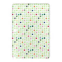 Dotted Pattern Background Full Colour Samsung Galaxy Tab Pro 12 2 Hardshell Case