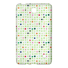Dotted Pattern Background Full Colour Samsung Galaxy Tab 4 (7 ) Hardshell Case  by Modern2018
