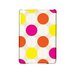 Polka Dots Background Colorful Ipad Mini 2 Hardshell Cases