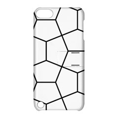 Cairo Tessellation Simple Apple Ipod Touch 5 Hardshell Case With Stand