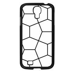 Cairo Tessellation Simple Samsung Galaxy S4 I9500/ I9505 Case (black)