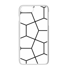 Cairo Tessellation Simple Apple Iphone 7 Plus Seamless Case (white)