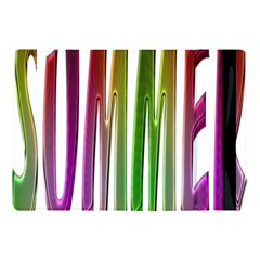 Summer Colorful Rainbow Typography Apple Ipad Pro 10 5   Flip Case by yoursparklingshop