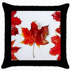 Innovative Throw Pillow Case (black)