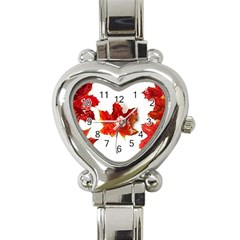 Innovative Heart Italian Charm Watch