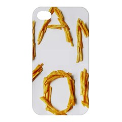 Thank You French Fries Apple Iphone 4/4s Hardshell Case