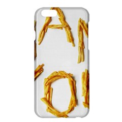 Thank You French Fries Apple Iphone 6 Plus/6s Plus Hardshell Case