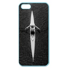 Rower Apple Seamless Iphone 5 Case (color)