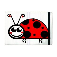 Lady Bug Clip Art Drawing Ipad Mini 2 Flip Cases