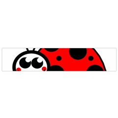 Lady Bug Clip Art Drawing Small Flano Scarf