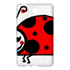 Lady Bug Clip Art Drawing Samsung Galaxy Tab 4 (7 ) Hardshell Case