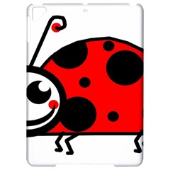 Lady Bug Clip Art Drawing Apple Ipad Pro 9 7   Hardshell Case