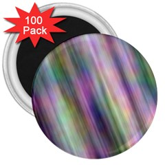 Gradient With Resynthetize Texture 3  Magnets (100 Pack)