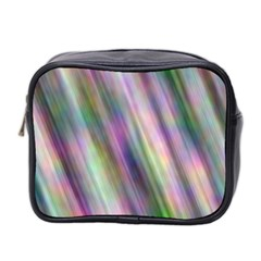 Gradient With Resynthetize Texture Mini Toiletries Bag 2 Side