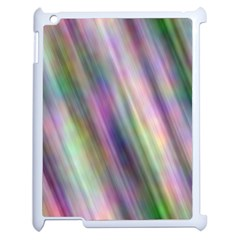 Gradient With Resynthetize Texture Apple Ipad 2 Case (white)