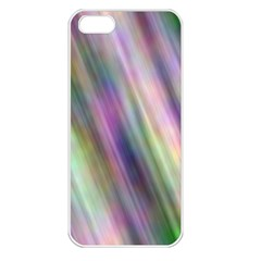Gradient With Resynthetize Texture Apple Iphone 5 Seamless Case (white)
