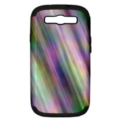 Gradient With Resynthetize Texture Samsung Galaxy S Iii Hardshell Case (pc+silicone)