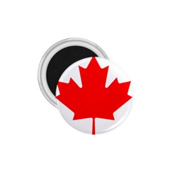 Flag Of Canada 1 75  Magnets