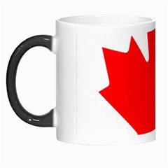 Flag Of Canada Morph Mugs