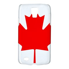 Flag Of Canada Galaxy S4 Active by goodart