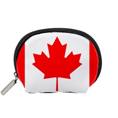 Flag Of Canada Accessory Pouches (small)