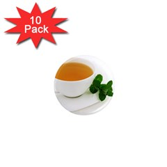 Tea 1  Mini Magnet (10 Pack)  by goodart