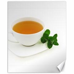 Tea Canvas 16  X 20