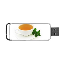 Tea Portable Usb Flash (two Sides)