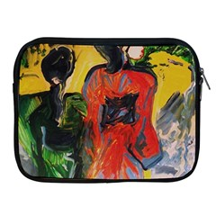 Road To The Mountains Apple Ipad 2/3/4 Zipper Cases