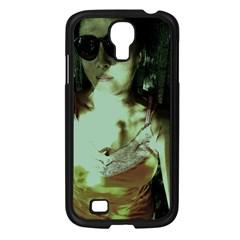 Selfy In A Shades Samsung Galaxy S4 I9500/ I9505 Case (black)