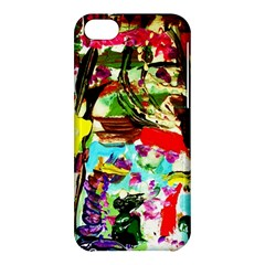 No Warrant For Blossoming Corner Apple Iphone 5c Hardshell Case