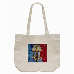 Day And Night Tote Bag (cream) by bestdesignintheworld