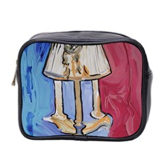 Day And Night Mini Toiletries Bag 2 Side