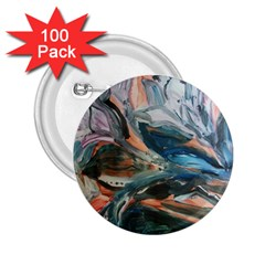 Night Lillies 2 25  Buttons (100 Pack)