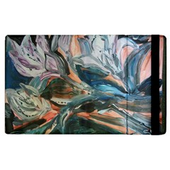 Night Lillies Apple Ipad 2 Flip Case by bestdesignintheworld