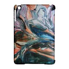 Night Lillies Apple Ipad Mini Hardshell Case (compatible With Smart Cover)