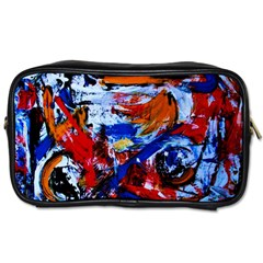 Mixed Feelings Toiletries Bags