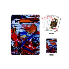 Mixed Feelings Playing Cards (mini)