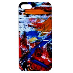 Mixed Feelings Apple Iphone 5 Hardshell Case With Stand by bestdesignintheworld