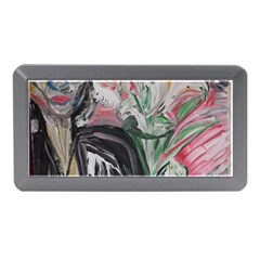 Lady With Lillies Memory Card Reader (mini)