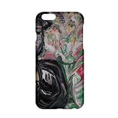Lady With Lillies Apple Iphone 6/6s Hardshell Case