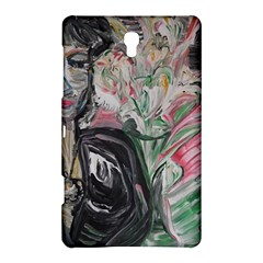 Lady With Lillies Samsung Galaxy Tab S (8 4 ) Hardshell Case