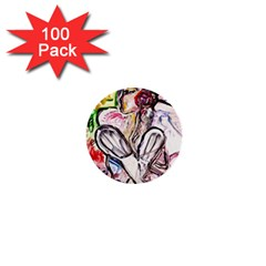 Every Girl Has A Dream 1  Mini Buttons (100 Pack)